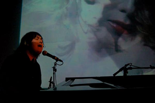Die Sängerin Anohni