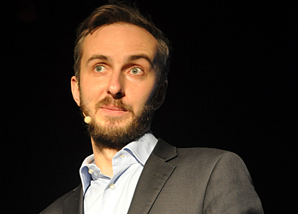 Jan Böhmermann (Foto: Wikipedia-User Jonas Rogowski)