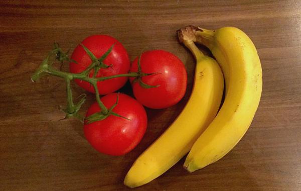 Verderbliche Lebensmittel: Vor dem Wegschmeißen lieber Teilen