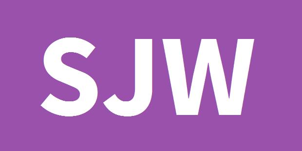 Illustration zum Begriff Social Justice Warrior oder SJW