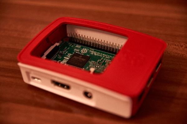Die Wunderkiste: Ein Raspberry Pi Mini-Computer (Foto: Robert Ott)